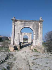 Pont Flavien de St Chamas (13)
